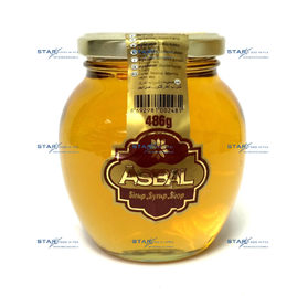 Syrup with honey