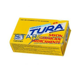 Tura Medicated Soap orignal Blue