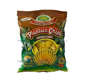 Plantain Chips Extra Sweet