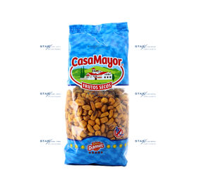 Corn seeds, salted and roasted