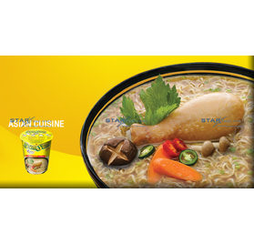Inst. Cup Nudeln Huhn flavour