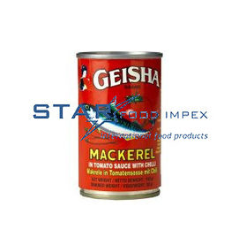 Mackerel in Tomato and Chilisauce